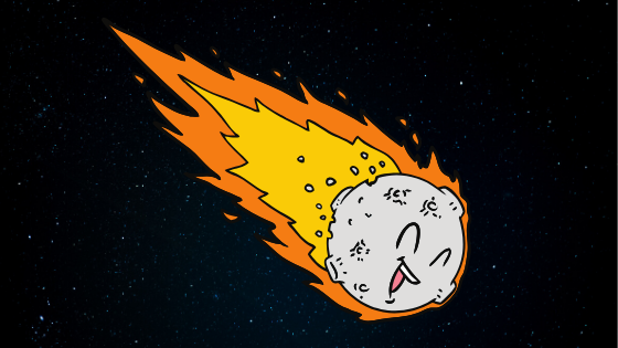 Asteroids blog graphic
