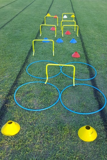 Strength Obstacle Course
