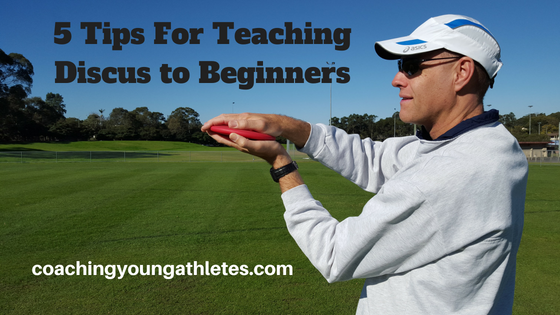 5 Tips For Teaching Discus to Beginners