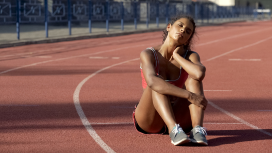 The Best Response to A Young Athlete's Slump Blog Image